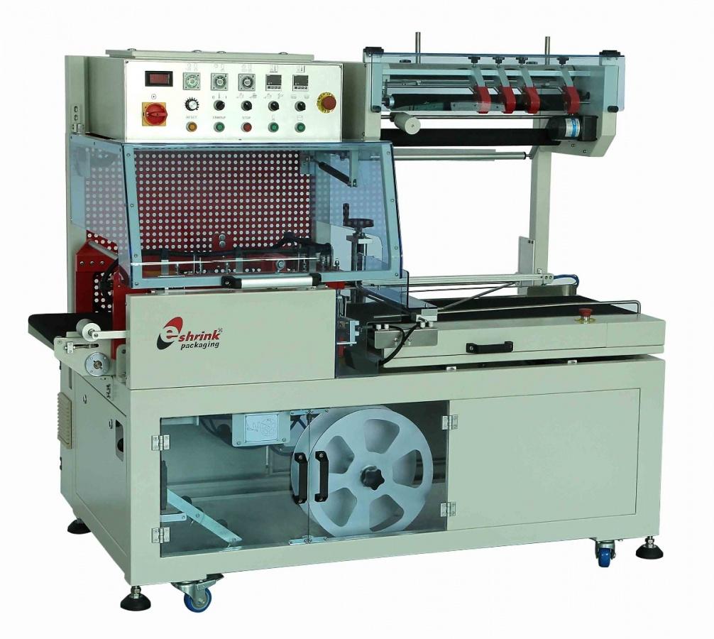 Máy bọc màng co bán tự động, máy bọc màng co tự động, máy bọc màng co tốc độ cao